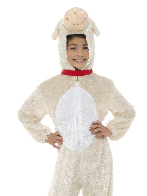 Child's Lamb Costume - The Ultimate Party Shop