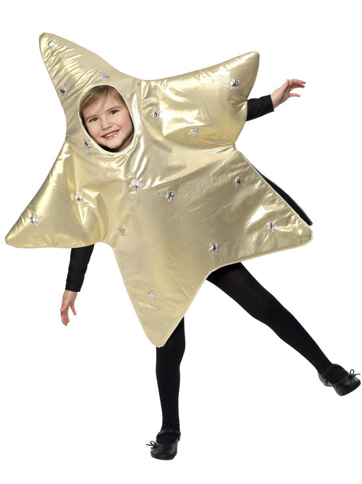 Child's Nativity Star Costume - The Ultimate Party Shop