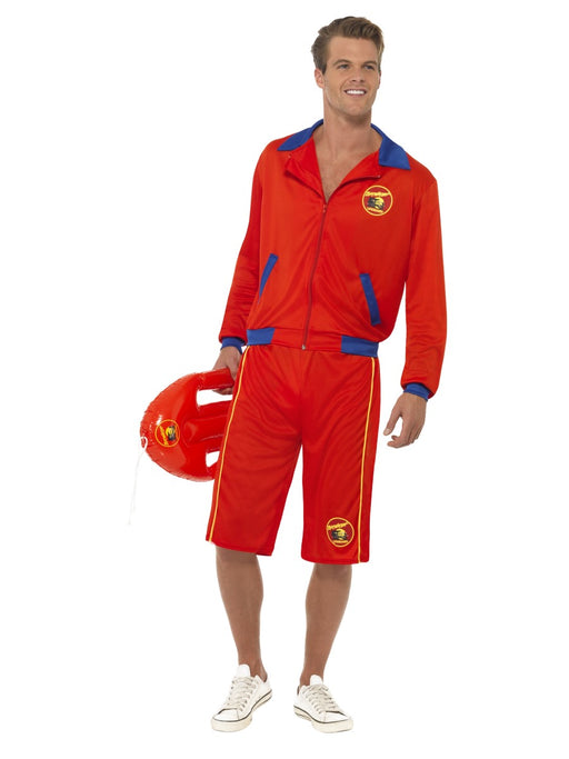 Baywatch Lifeguard Male Costume - The Ultimate Party Shop