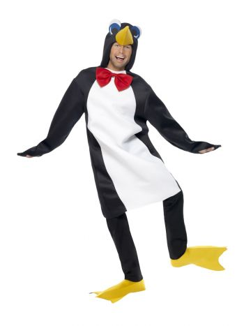 Adult Penguin Costume - The Ultimate Balloon & Party Shop
