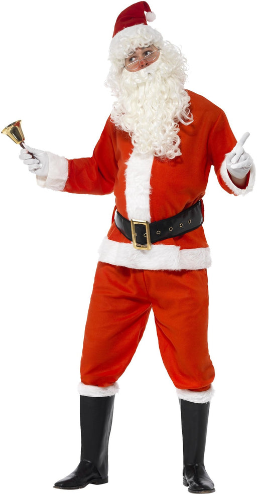 Deluxe Santa Suit - The Ultimate Party Shop