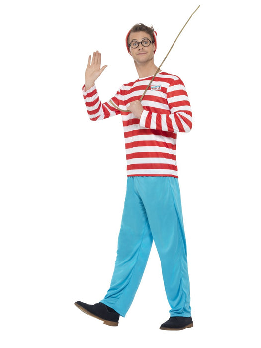 Where's Wally Costume - The Ultimate Balloon & Party Shop