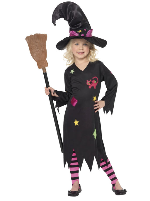 Cinder Witch Child's Costume - The Ultimate Party Shop