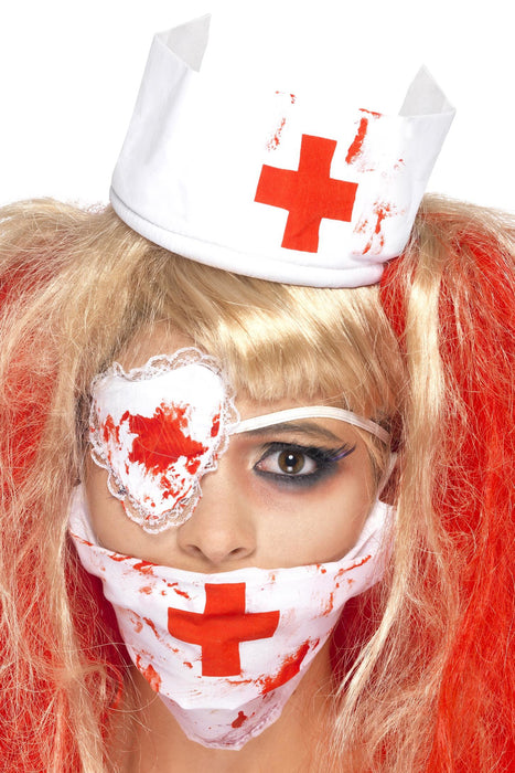Bloody Nurse Kit - The Ultimate Party Shop