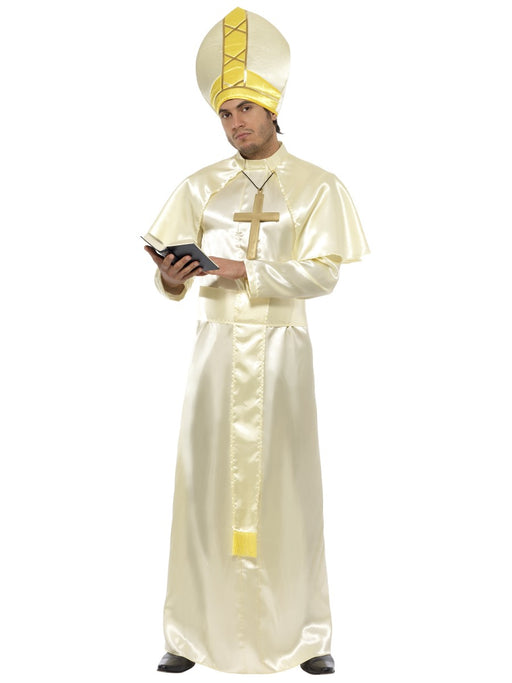 Pope Costume - The Ultimate Party Shop