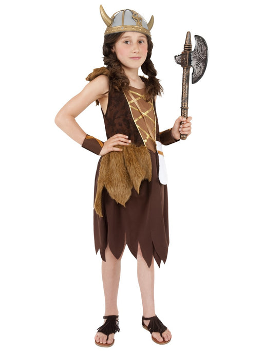 Viking Girl Children's Costume