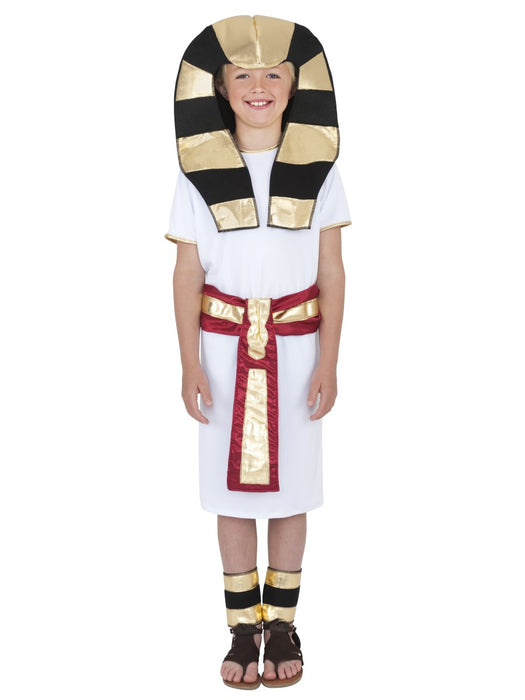 Egyptian Boy Children's Costume - The Ultimate Party Shop