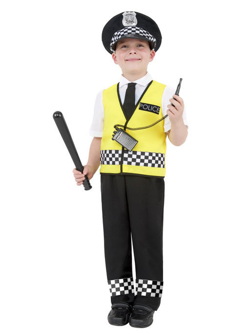 Policeman Child's Costume - The Ultimate Balloon & Party Shop