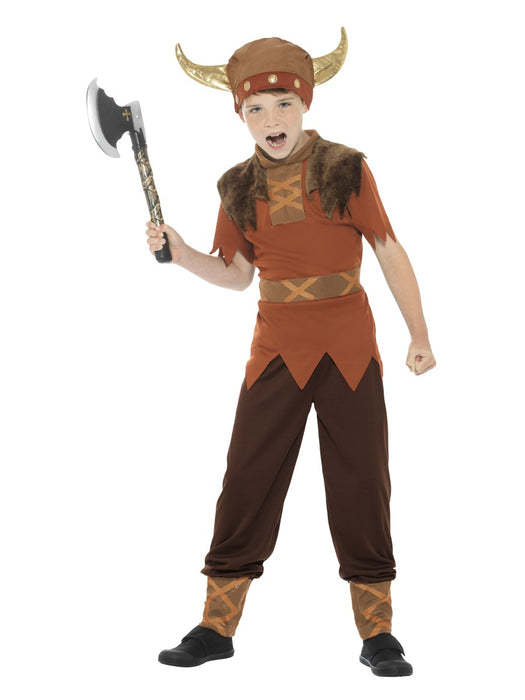 Viking Boy Child's Costume - The Ultimate Balloon & Party Shop