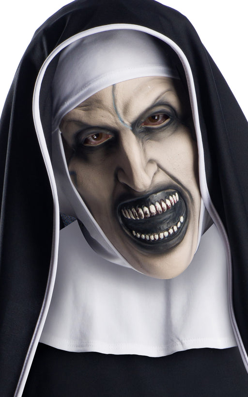 The Nun 3/4 Mask (Official) - The Ultimate Party Shop