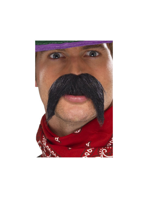 Moustache Big Bushy Gringo - The Ultimate Party Shop