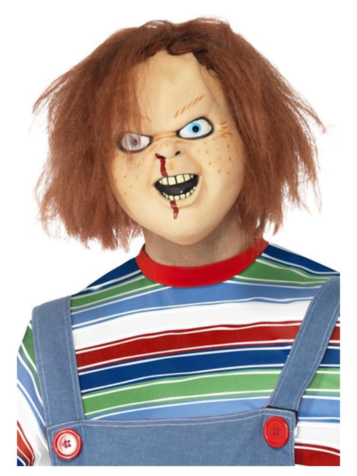Chucky Full Mask (Official) - The Ultimate Party Shop