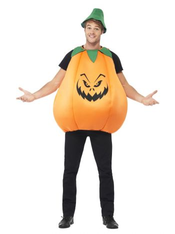 Pumpkin All In One Costume
