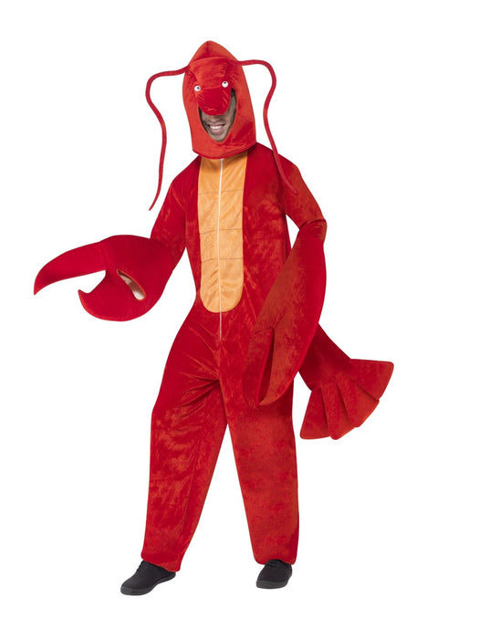 Lobster Costume - The Ultimate Party Shop