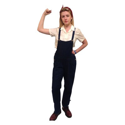 1940s Landgirl Hire Costume - The Ultimate Party Shop