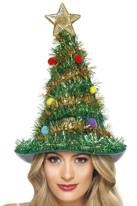 Christmas Tree Hat - The Ultimate Party Shop