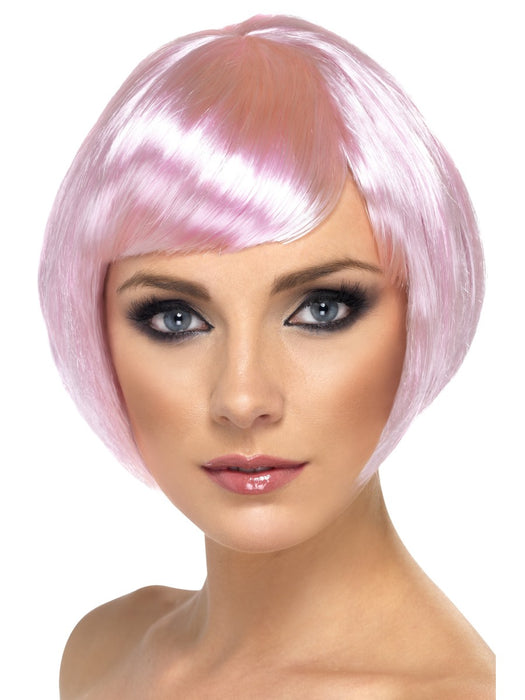 Babe Pink Female Wig - The Ultimate Party Shop