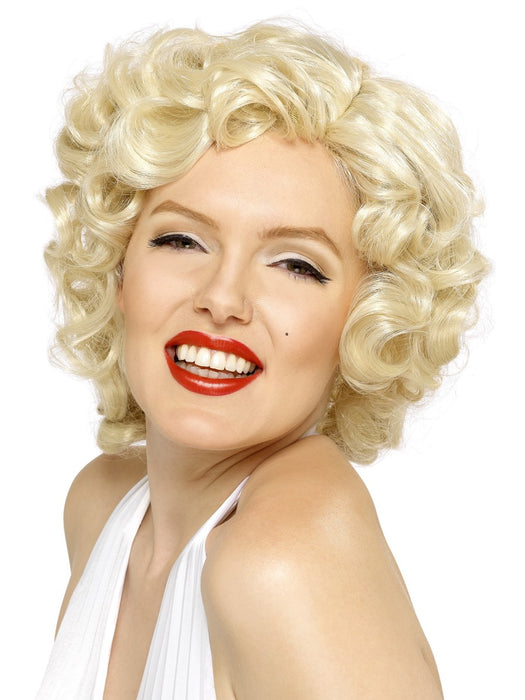 Marilyn Monroe Dlx Wig - The Ultimate Balloon & Party Shop