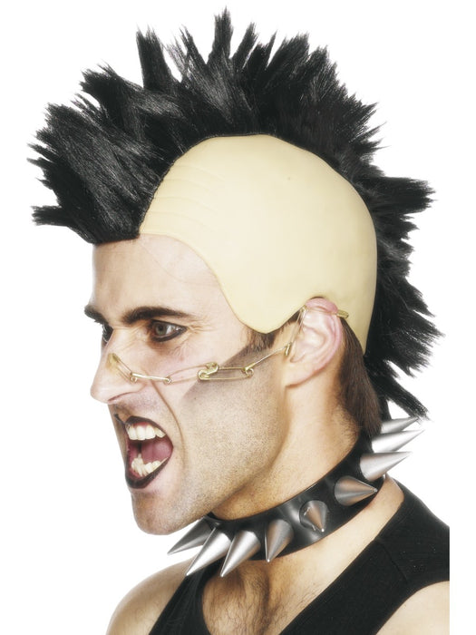 80's Punk Mohican Wig - The Ultimate Party Shop