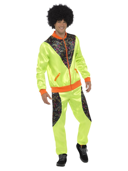 1980's Retro Shell Suit Costume
