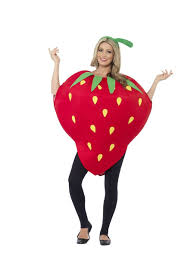 Strawberry Costume - The Ultimate Party Shop