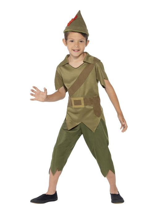 Robin Hood World Book Day Children's Fancy Dress Costume