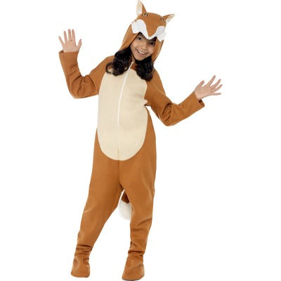 Fox - Children's Animal Costume - The Ultimate Balloon & Party Shop