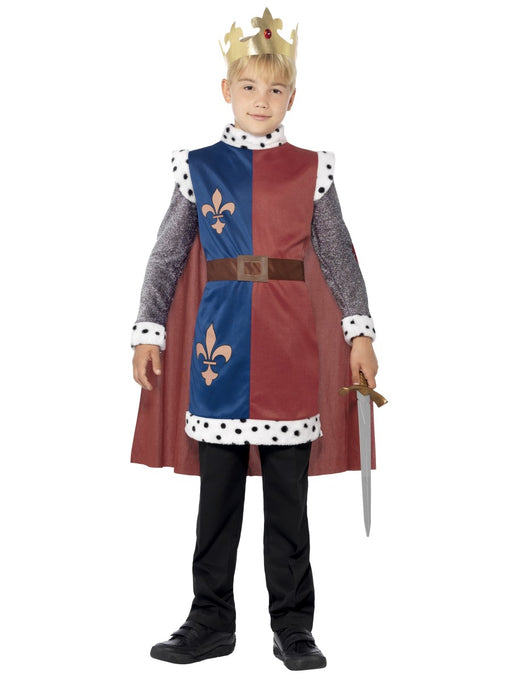 King Arthur Child's Costume - The Ultimate Party Shop