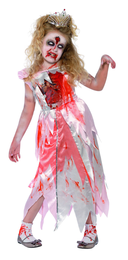 Zombie Sleeping Princess Costume - The Ultimate Party Shop