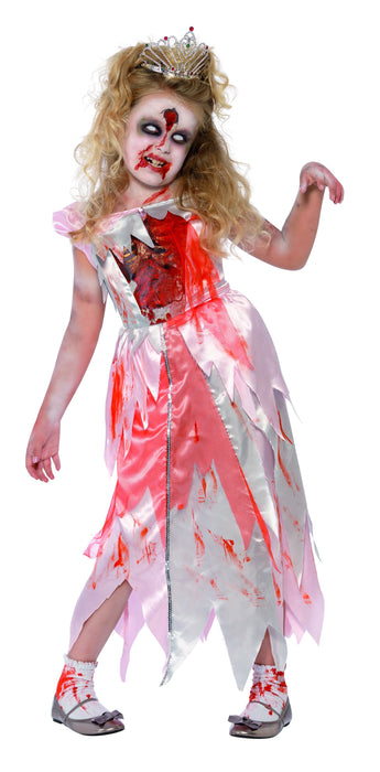 Zombie Sleeping Princess Costume - The Ultimate Balloon & Party Shop