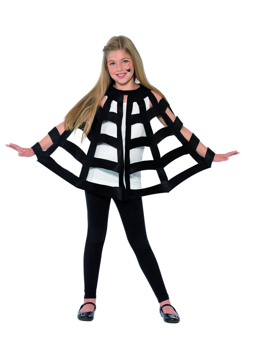 Spider Web Child's Cape - The Ultimate Party Shop