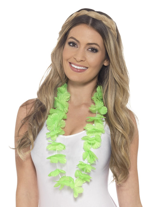 Hawaiian Lei - Green