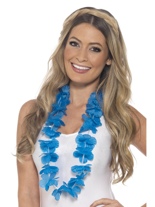 Hawaiian Lei - Blue