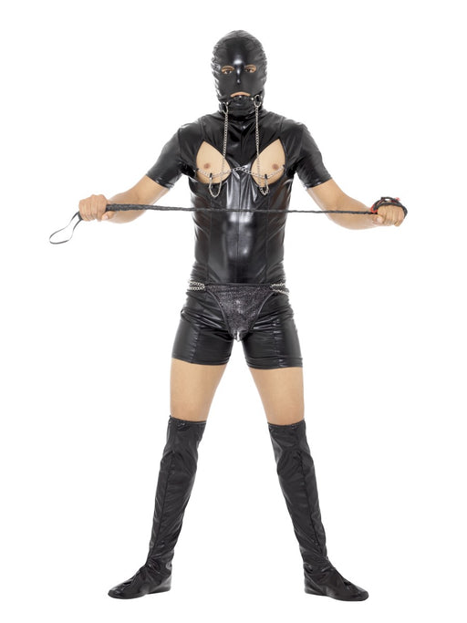Bondage Gimp Costume - The Ultimate Party Shop