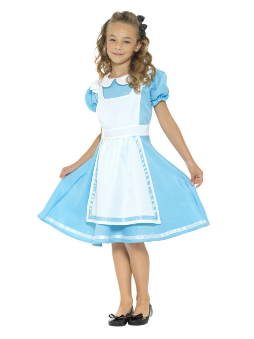 Wonderland Princess, Alice, Children's Costume - The Ultimate Balloon & Party Shop