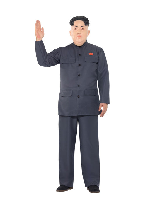 Dictator Leader Costume - The Ultimate Party Shop