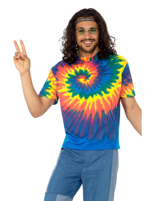 1960's Tie Dye T-shirt - The Ultimate Party Shop
