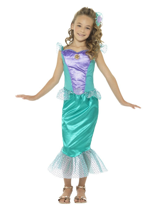Magical Mermaid Children's Costume - The Ultimate Party Shop