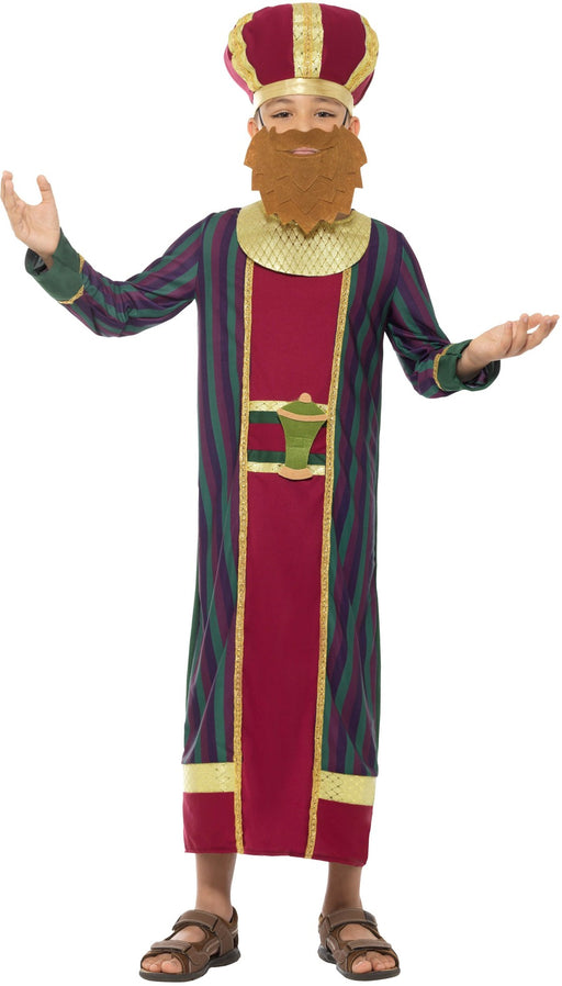 Child's King Balthazar Costume - The Ultimate Balloon & Party Shop