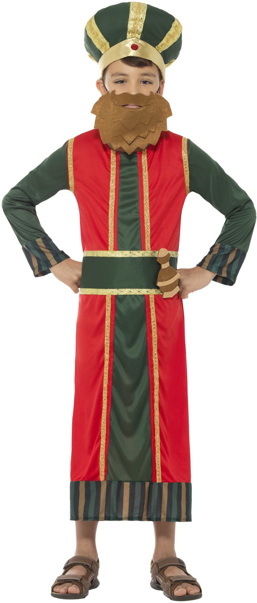 Child's King Gaspar Costume - The Ultimate Party Shop