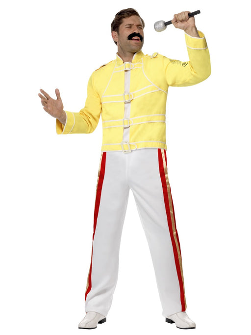 Queen Freddie Mercury Costume - The Ultimate Party Shop