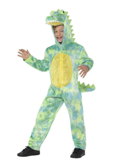 Dinosaur Deluxe Children's Costume - The Ultimate Party Shop