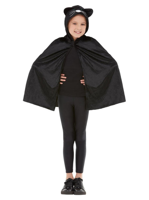Halloween Cape - Cat - The Ultimate Party Shop