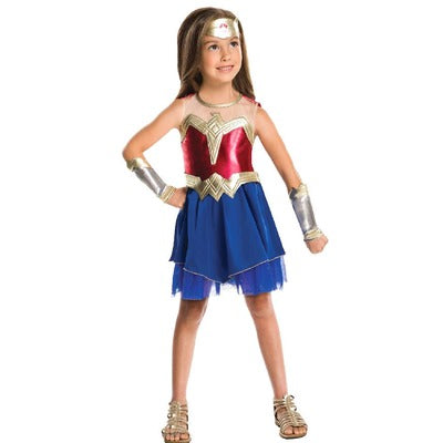 WonderWoman Children's Costume - The Ultimate Balloon & Party Shop