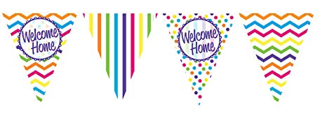 Paper Bunting - Welcome Home