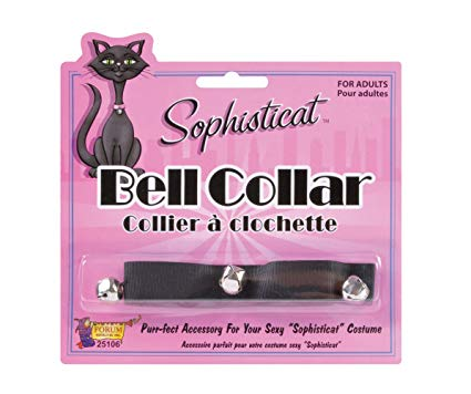Cat Bell Collar - The Ultimate Party Shop