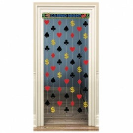 Doorway Curtain - Casino