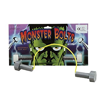 Monster Neck Bolts - The Ultimate Party Shop
