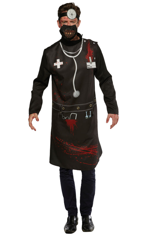 Horror Doctor Male Costume - The Ultimate Party Shop