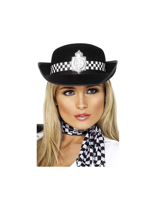 WPC Police Hat - The Ultimate Party Shop